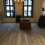 Raftwood vloer